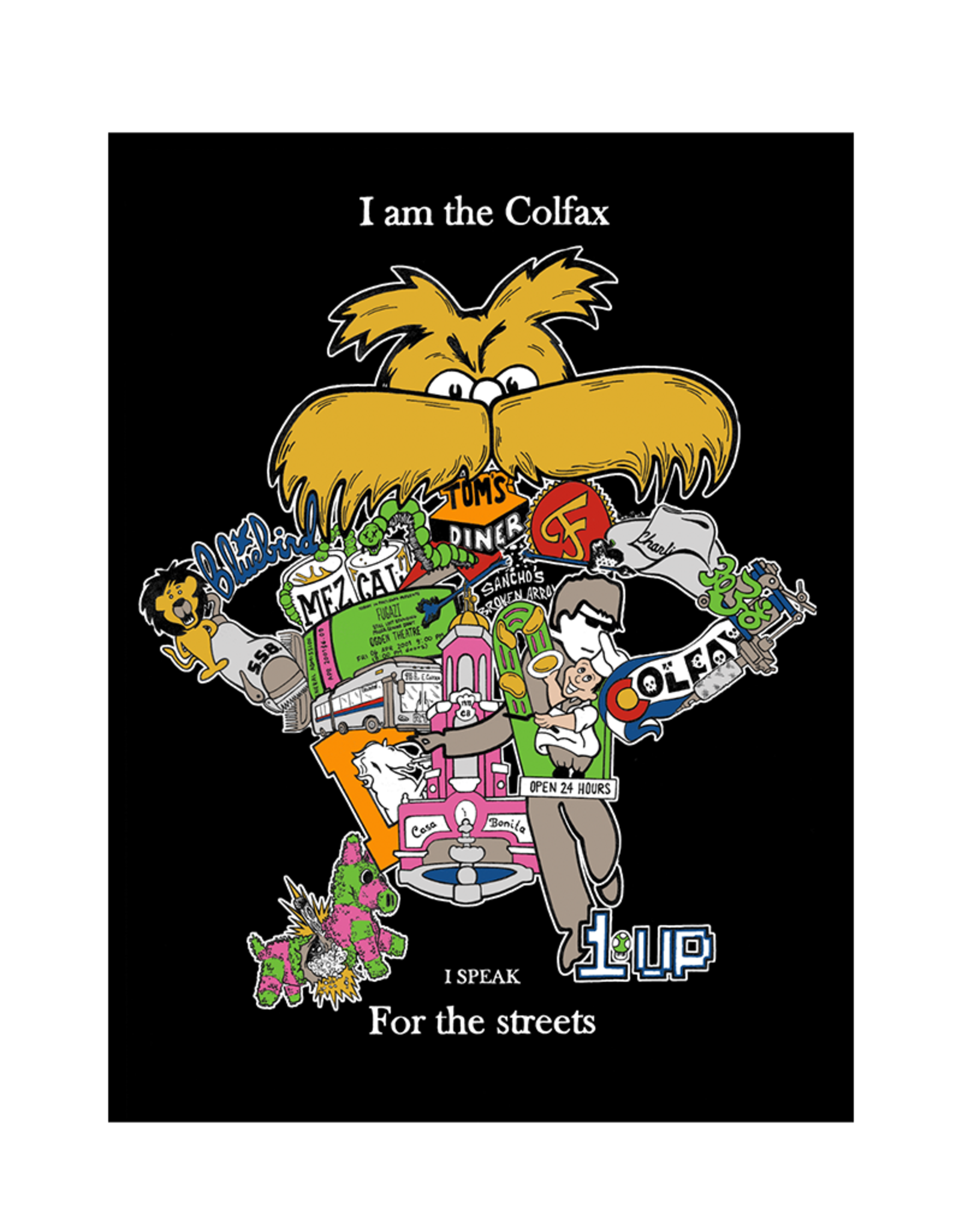 I Am Colfax in Color