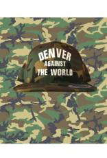 Denver Against The World Snapback