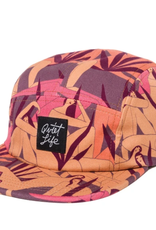 The Quiet Life Berger 5 Panel Camper Hat