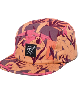 The Quiet Life Berger 5 Panel Camper Hat