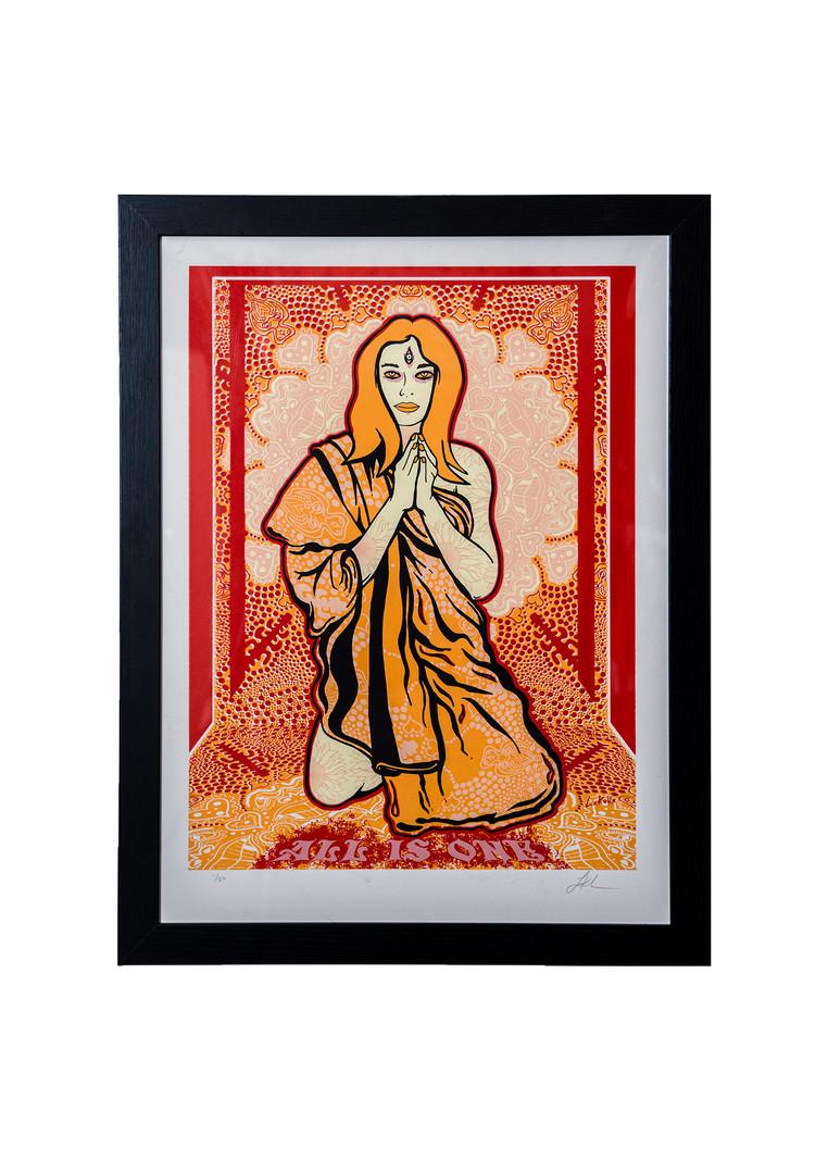 Lindsey Khun Framed Prints