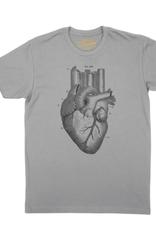 Buckley Omega Heart of the City Tee
