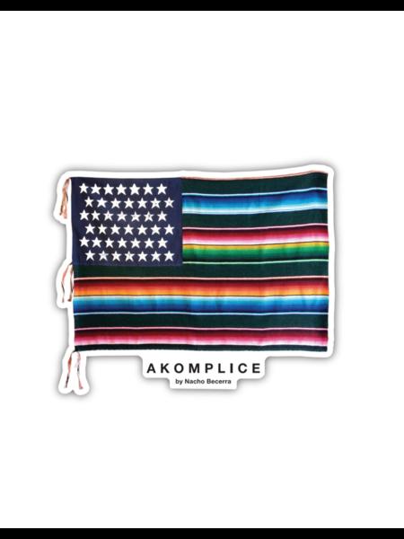 Akomplice Akomplice Stickers