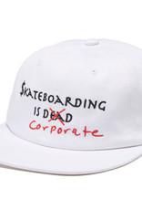 Diamond Supply Co. SKATE CRIME 6 PANEL STRAPBACK