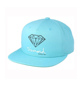 Diamond Supply Co. Diamond Supply OG Sign Snapback