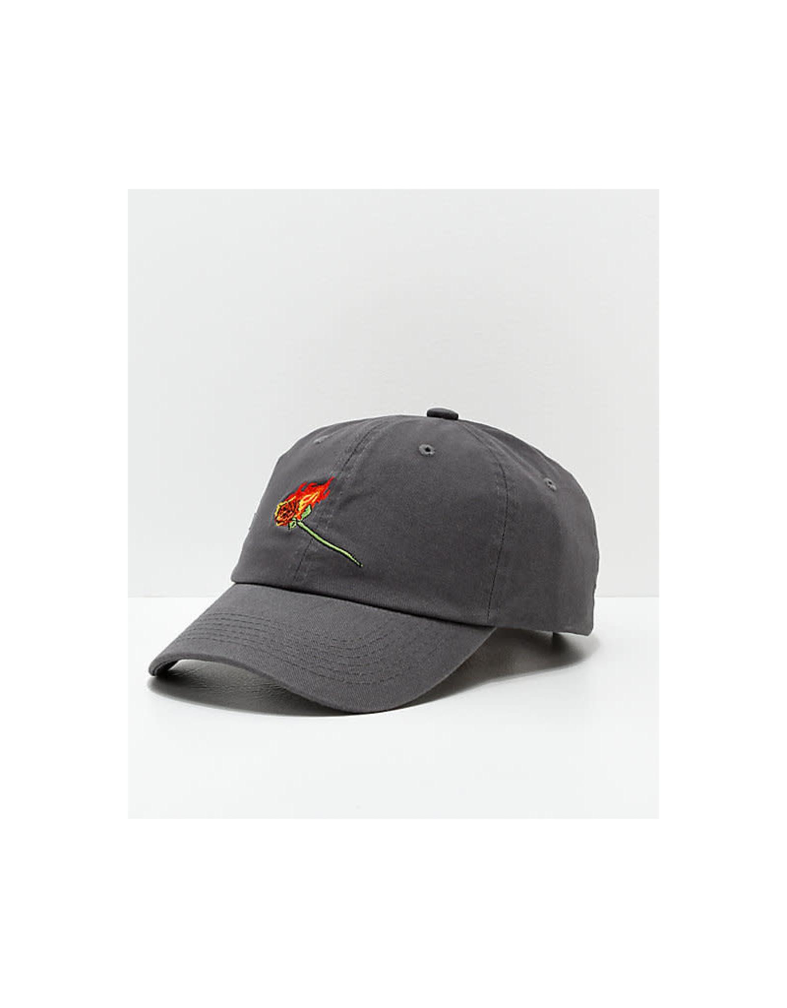 Primitive Burning Rose Hat