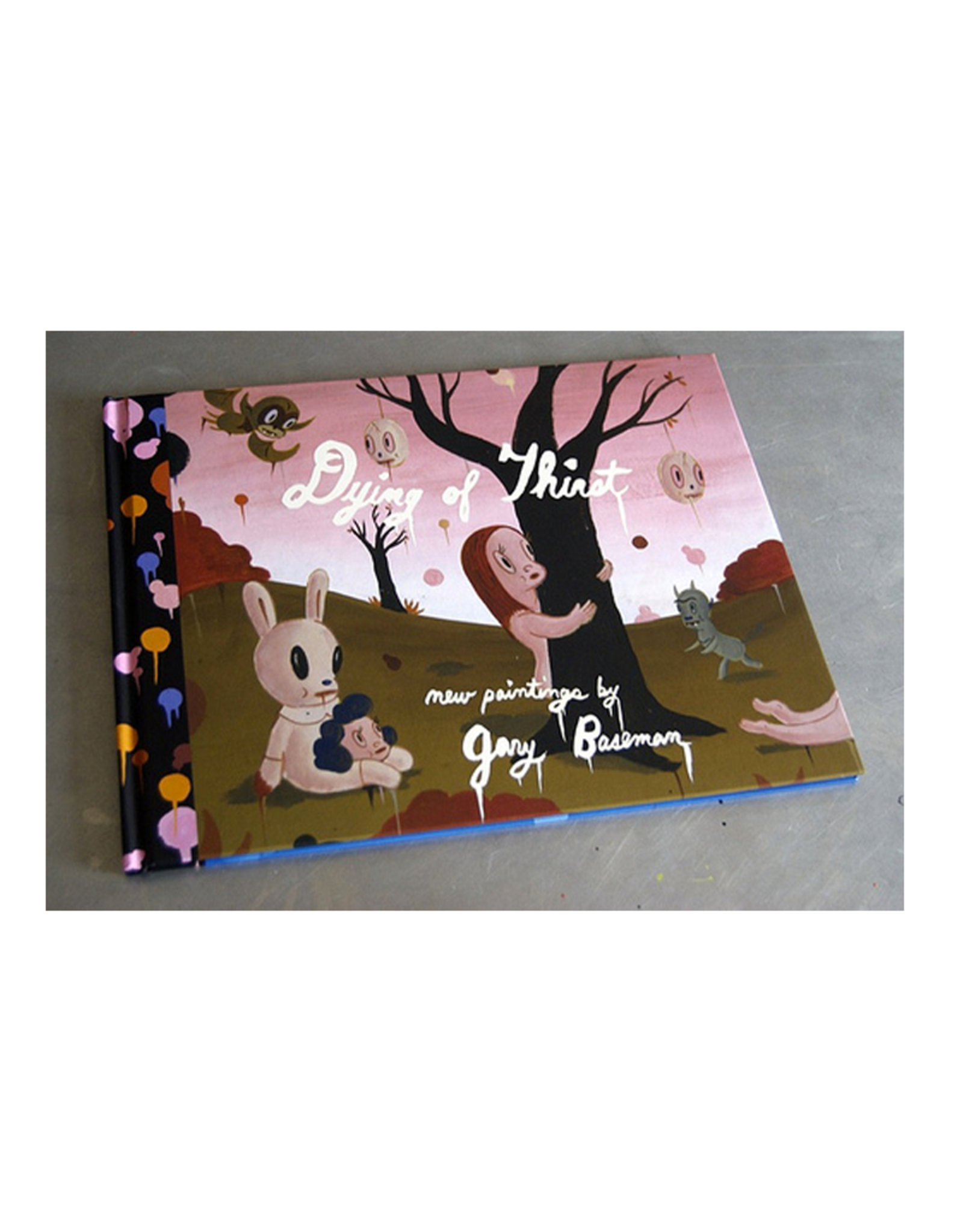 Dying of Thirst Book by Gary Baseman