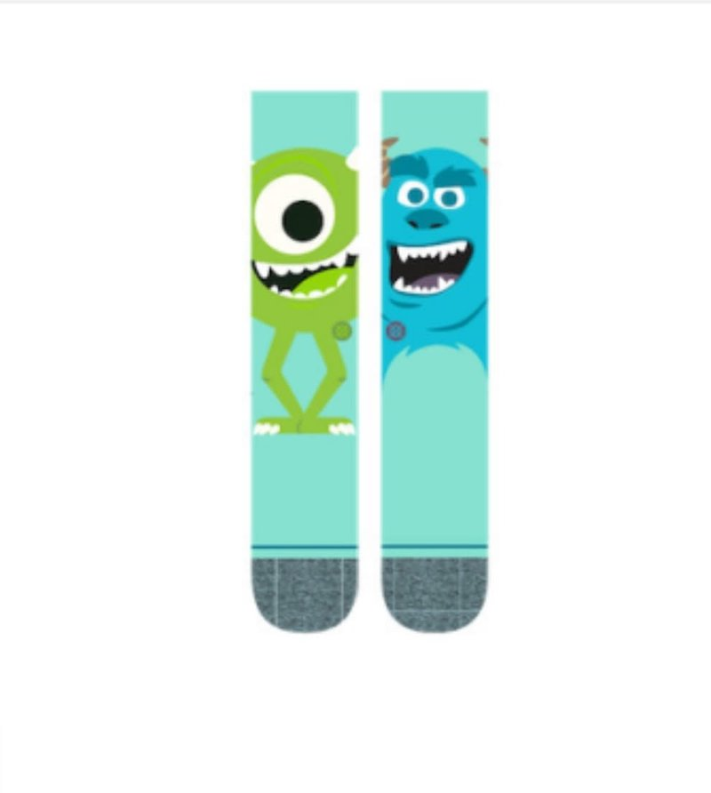 Stance Monstropolis Socks