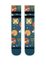Monkey Chillin Socks