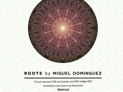 Roots by Miguel Dominguez 11/6