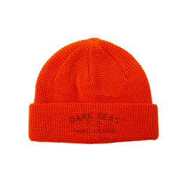 Red cloud-beanie