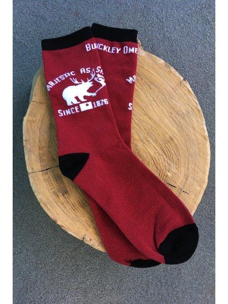 Buckley Omega Buckley Omega Majestic as Sh!t Socks