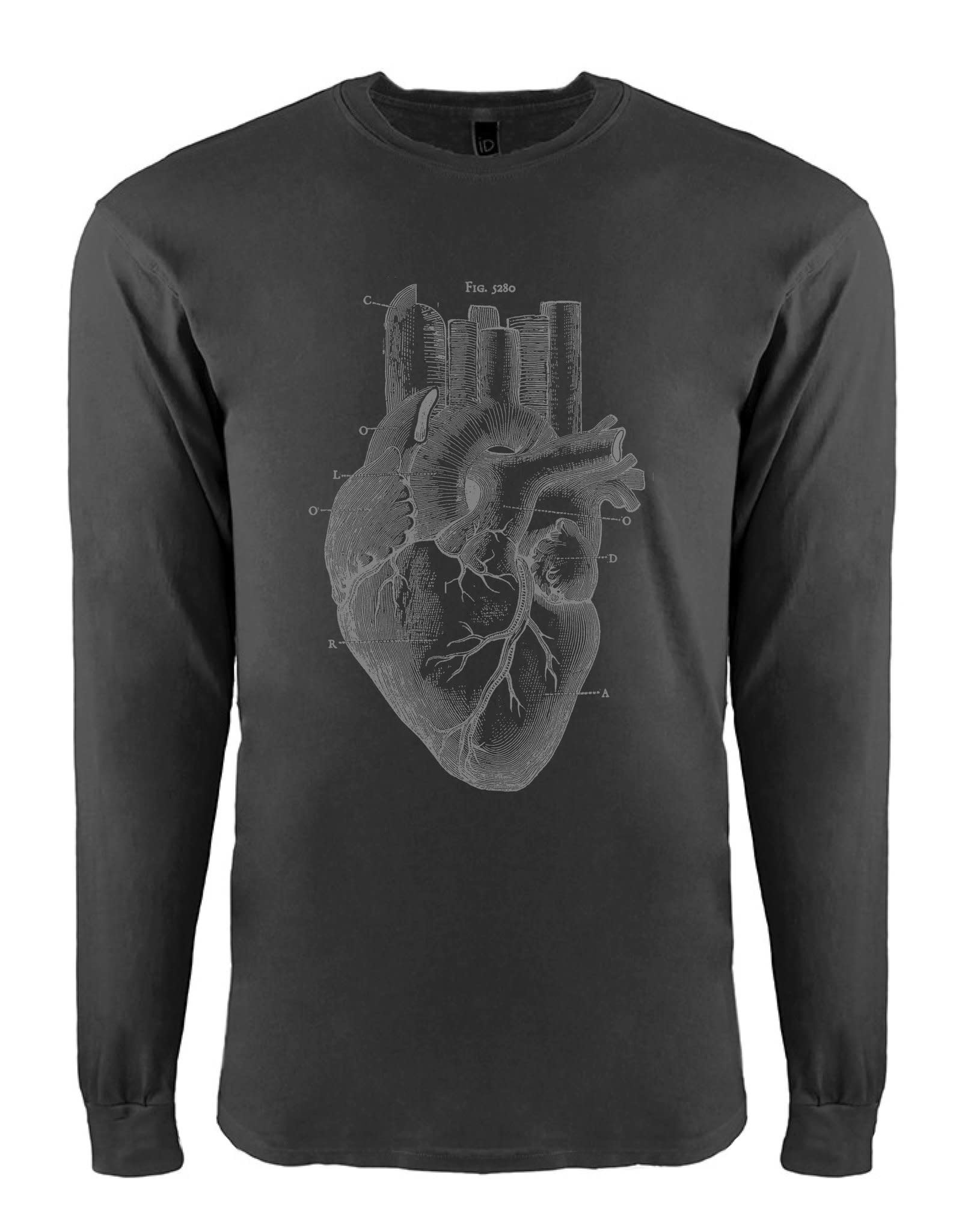 Buckley Omega Heart of the City Long Sleeve Tee