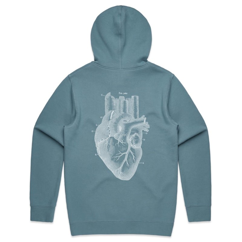 Buckley Omega Heart of the City MHUWD Hoodie