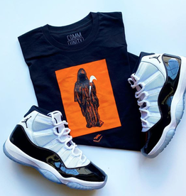"Community x @Mawdoods ""Sole Collector"" Tee"