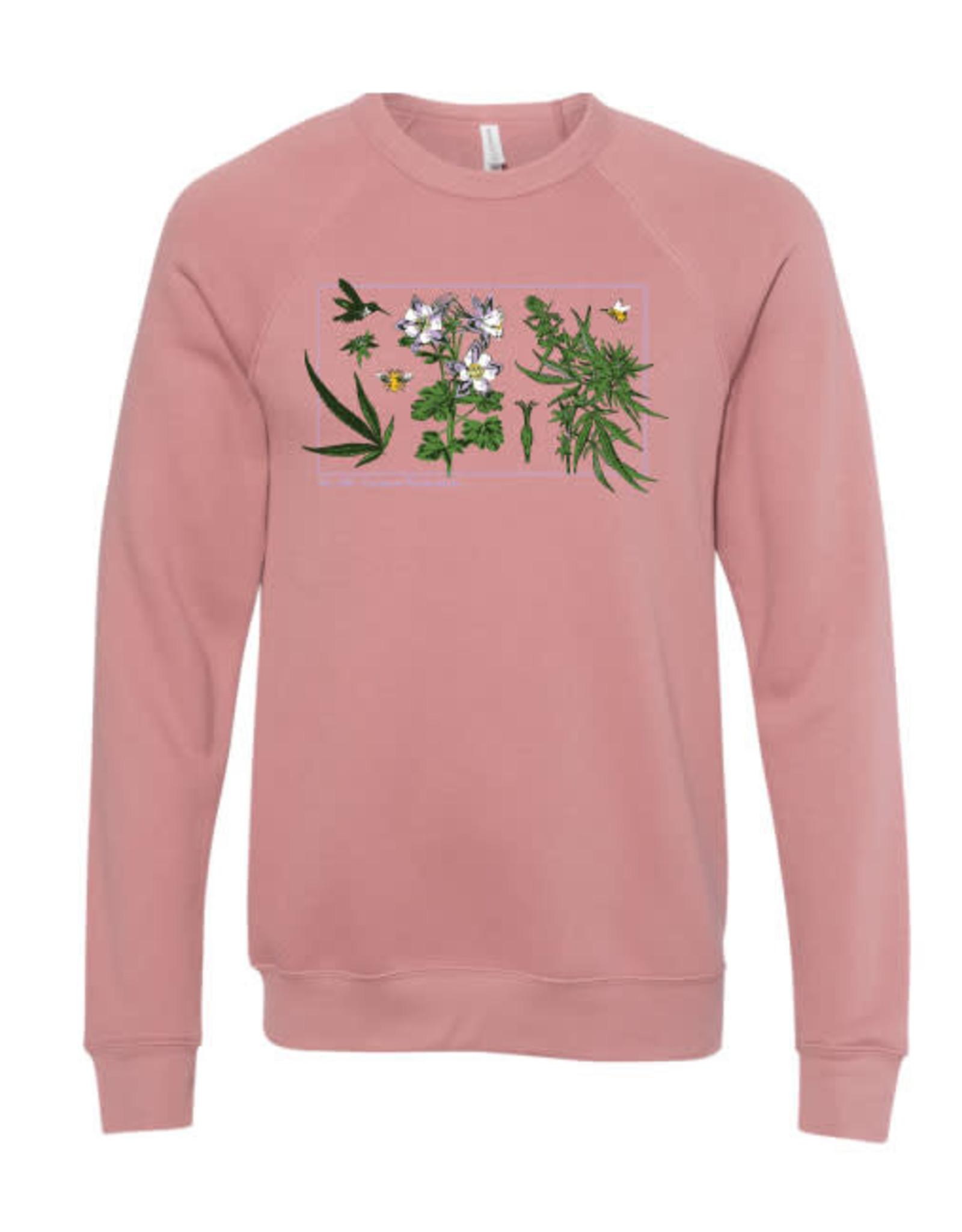 Colorado Wildflower Sweatshirt Unisex