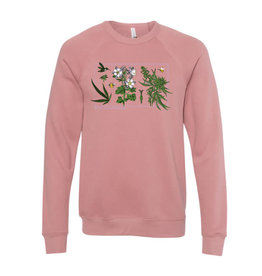 Colorado Wildflower Sweatshirt Unisex