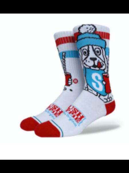 Slush Puppie Socks