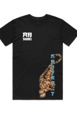 Abstract Tiger Tee