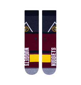 Nuggets Shortcut Socks
