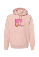 Forgiveness Later Heavy Weight Hoodie