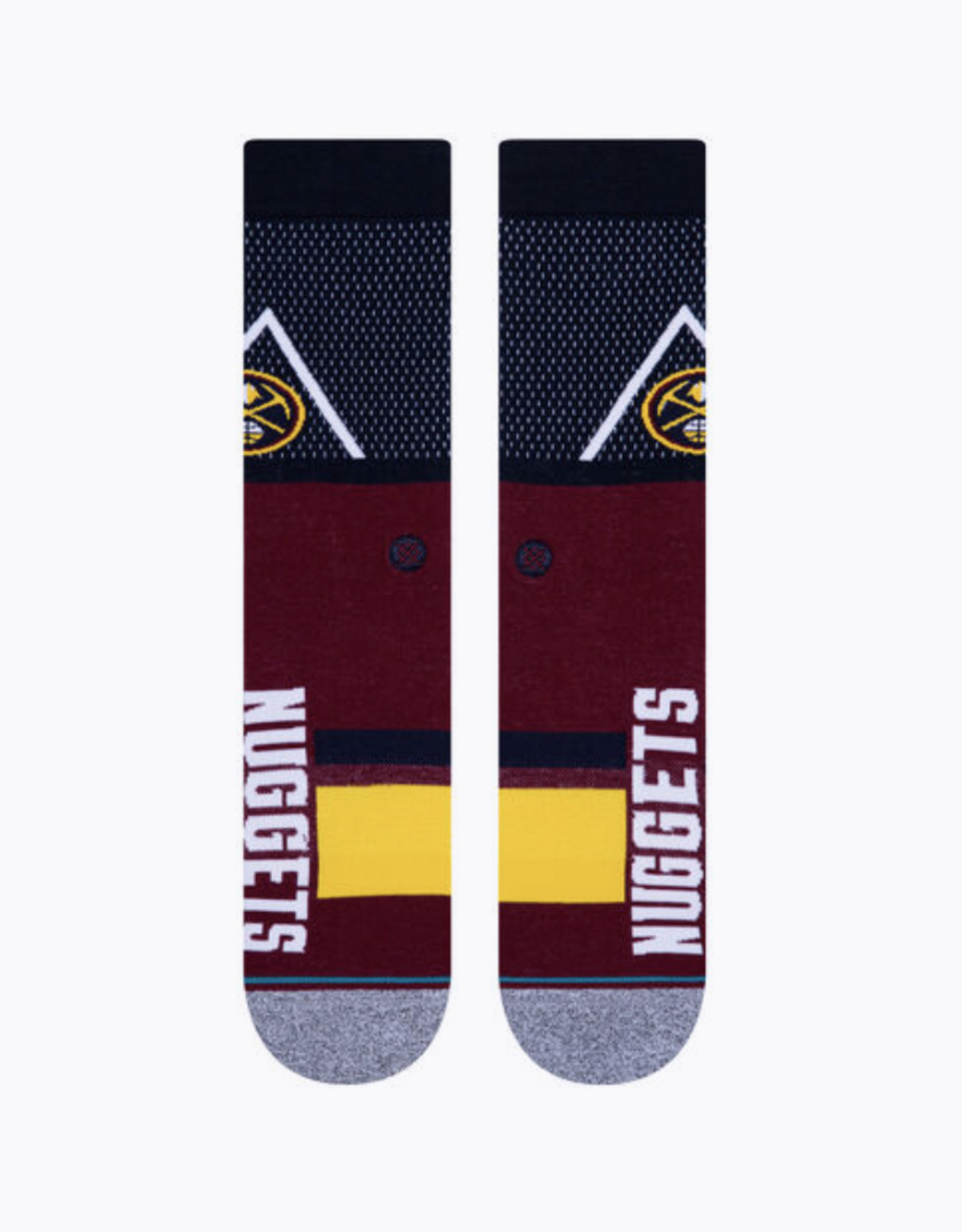 Nuggets Shortcut Socks