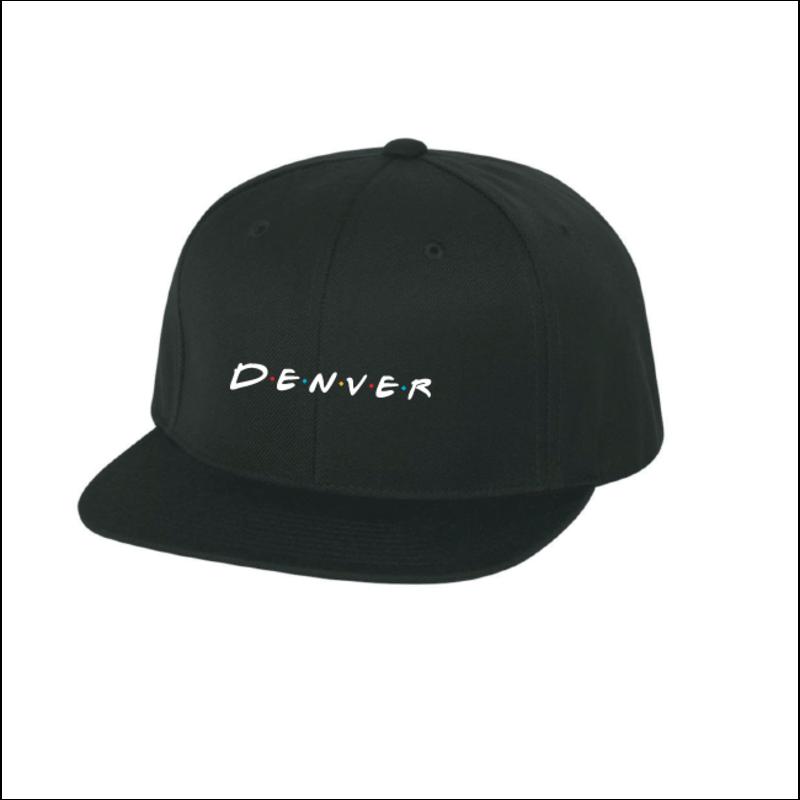 Friends Denver Snapback Hat