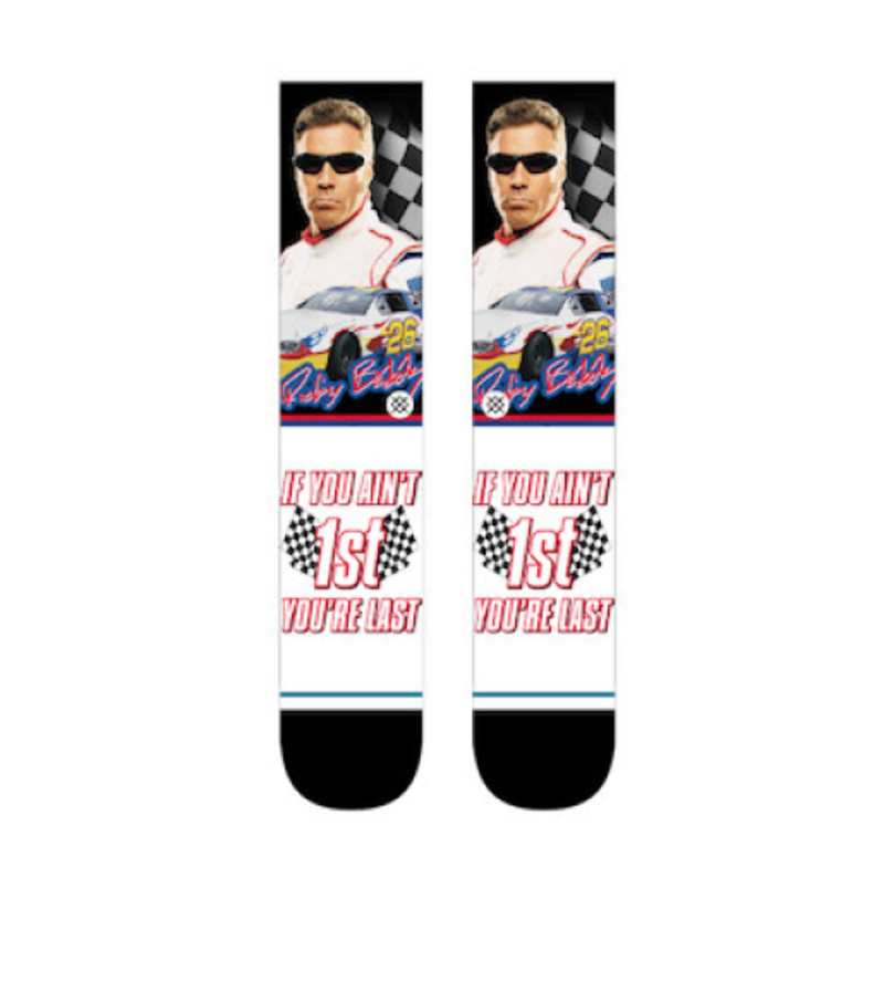Stance First Your Last Socks