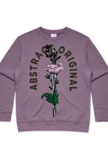 Bloom Slayer Ladies Crewneck Sweatshirt