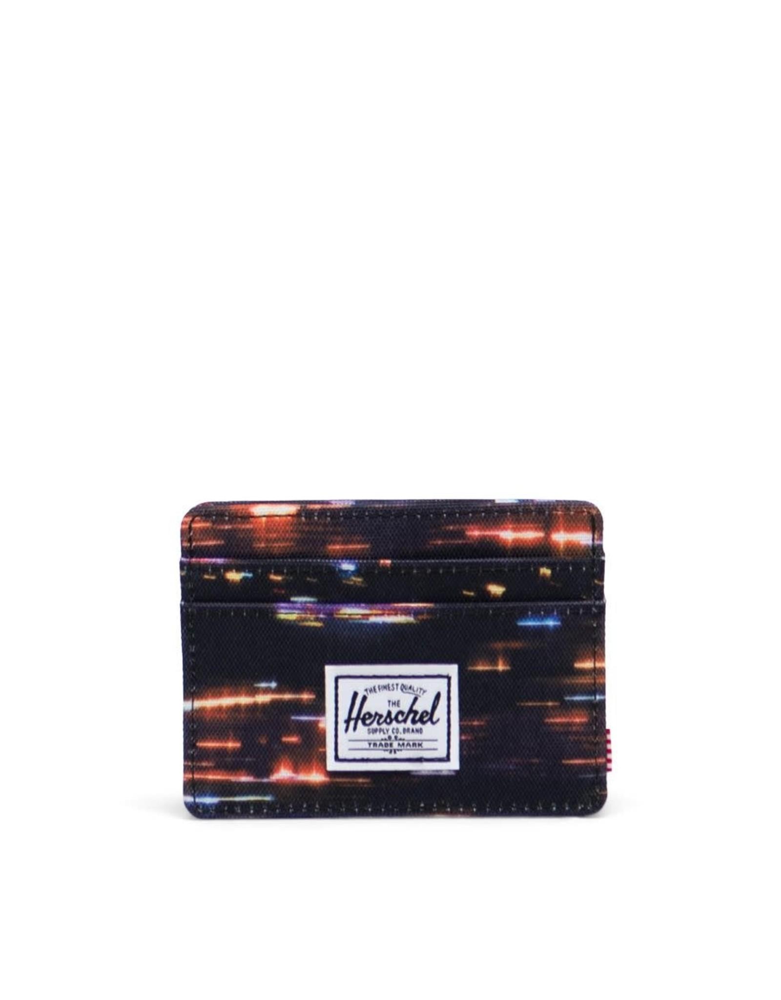 Herschel Charlie Wallet Night Lights
