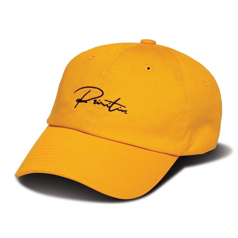 Primitive Ginza Script Dad Hat