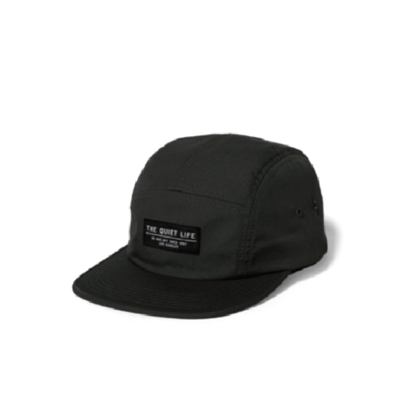 The Quiet Life Foundation 5 Panel Camper Hat