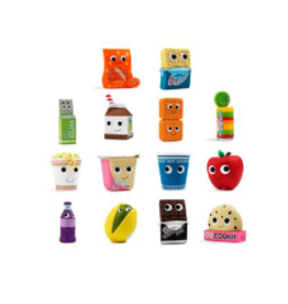 Yummy World Gourmet Snacks Mini Series