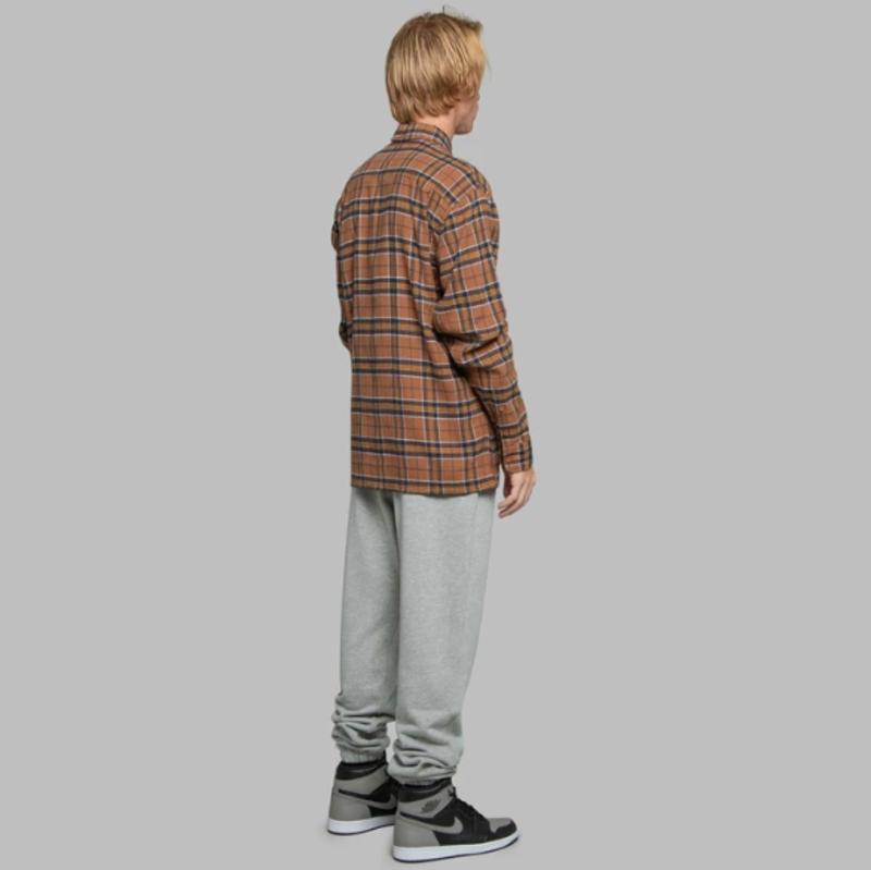 Fairplay Fairplay Ozias Plaid Flannel Long Sleeve