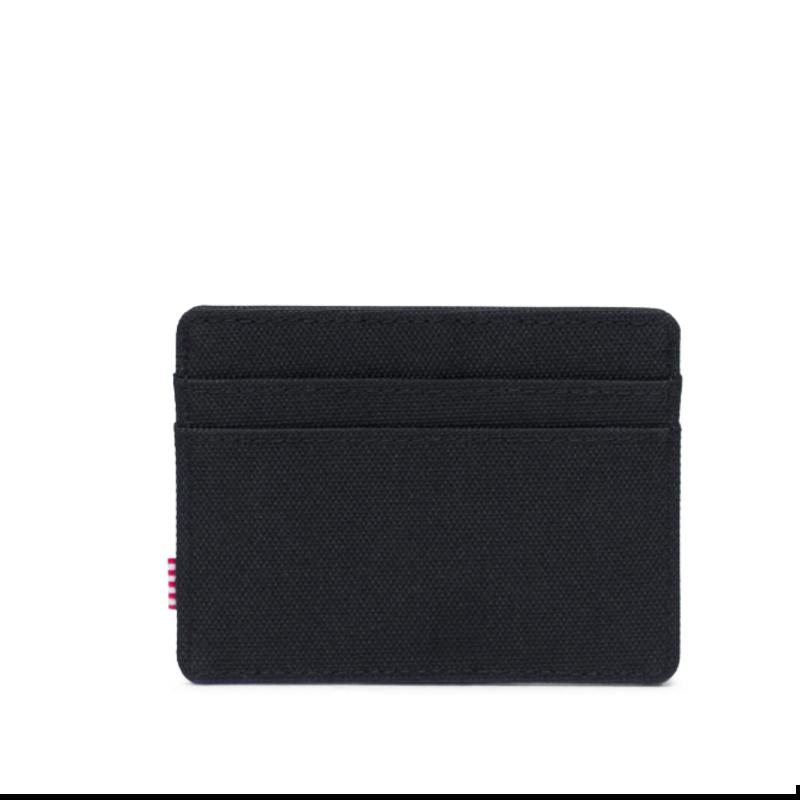Herschel Charlie RFID Black/Black