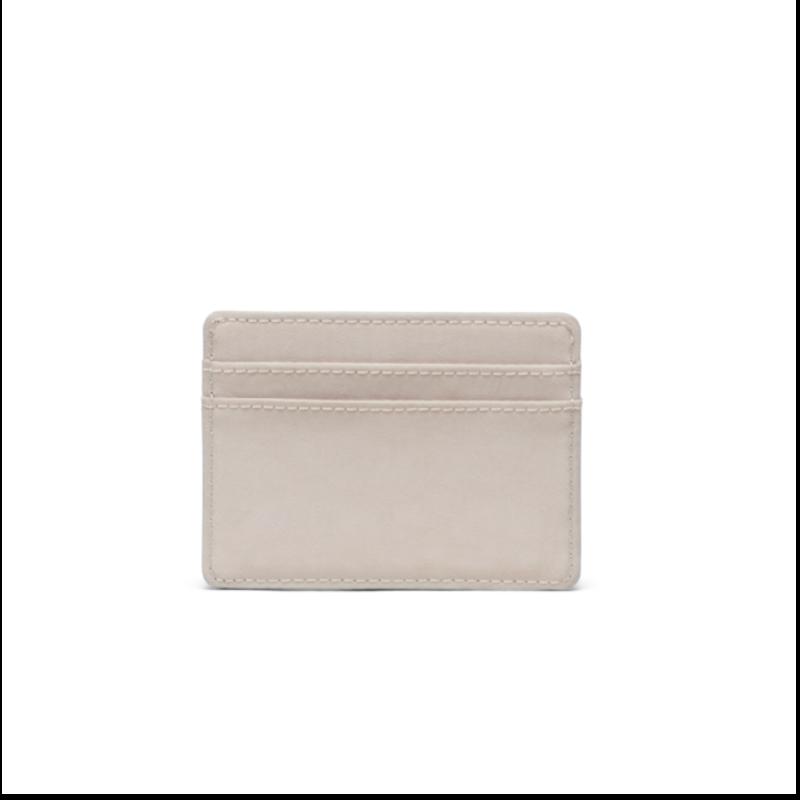 Herschel Charlie Leather RFID