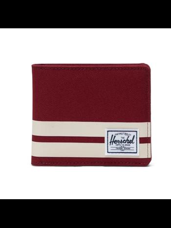 Herschel Hank RFID Rhubarb/Birch Stripe