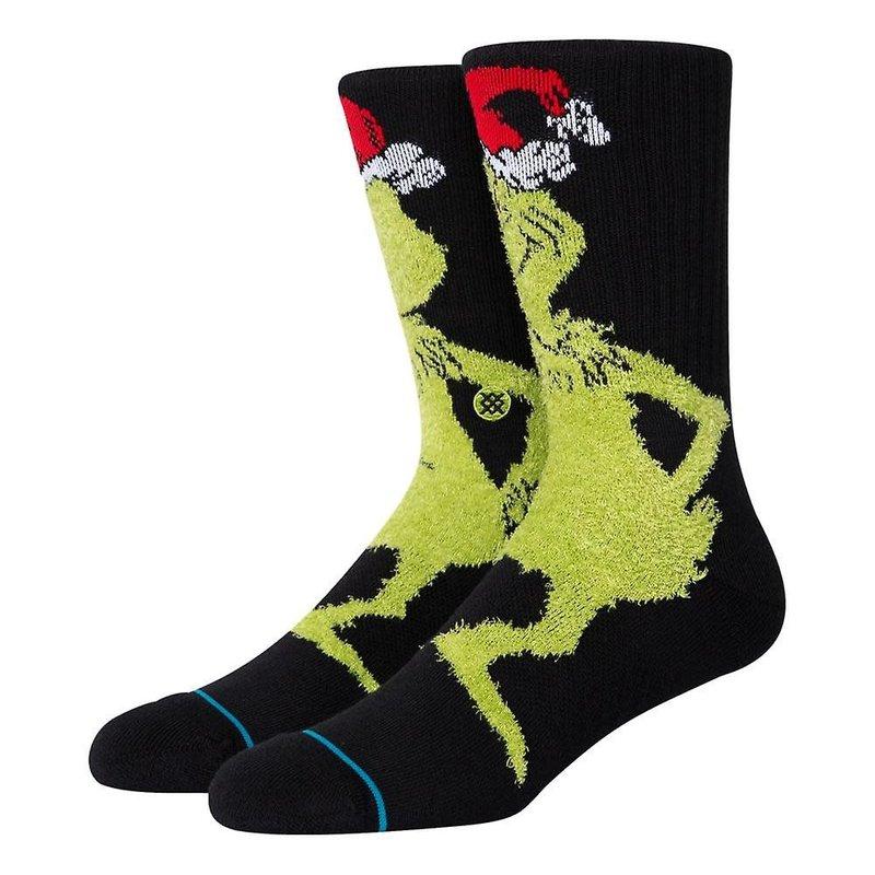 Stance Mr Grinch Socks L