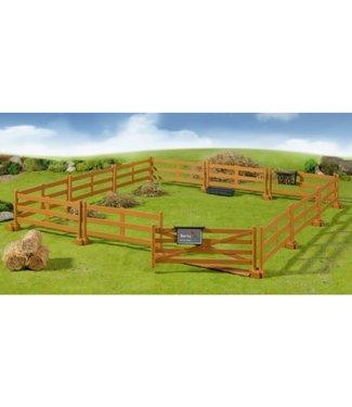 Bruder Pasture fence brown