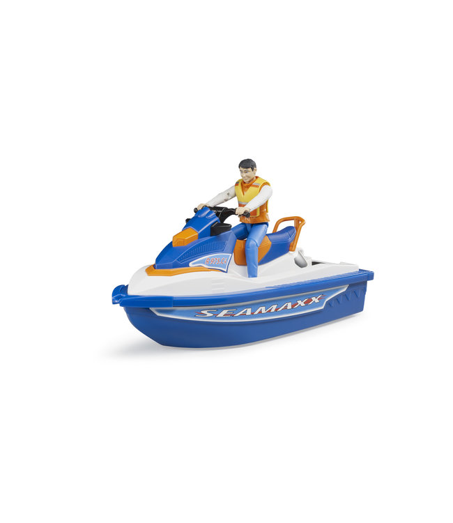 Bruder Personal Water Craft w driver