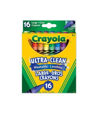 Crayola 16 Large Washable Crayons