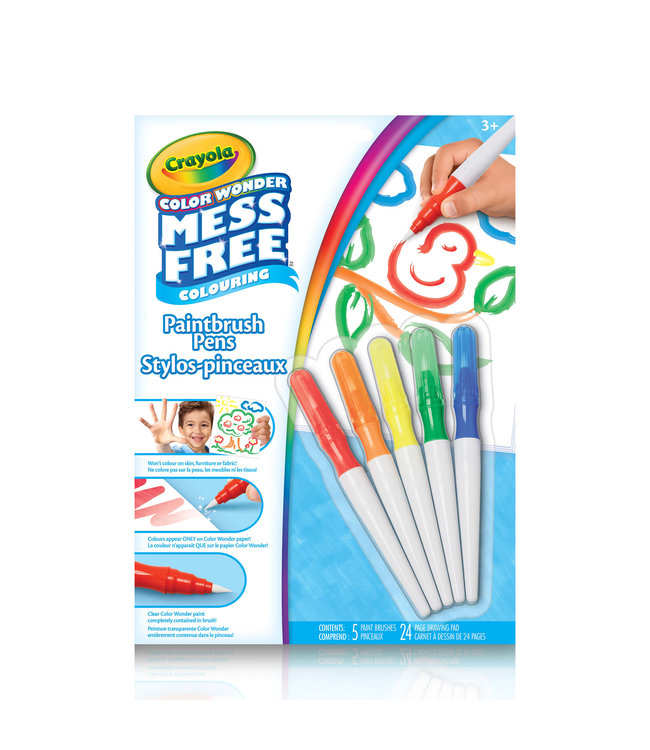 Crayola Color Wonder Mess Free