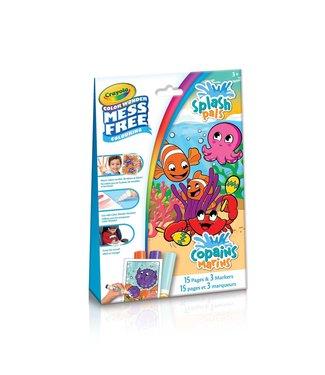 Crayola MESS FREE SPLASH PALS