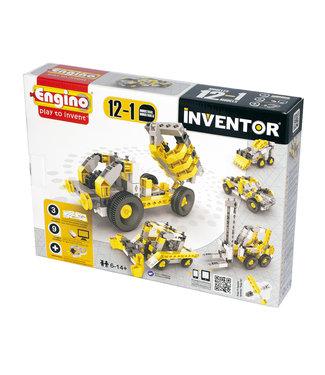 Engino Inventor 12 Models Industrial