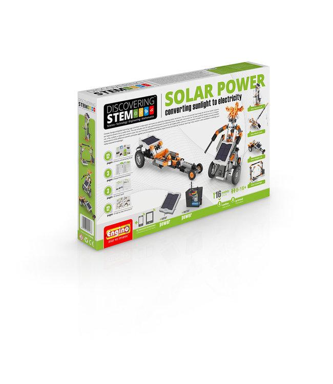 Engino Stem Solar Power