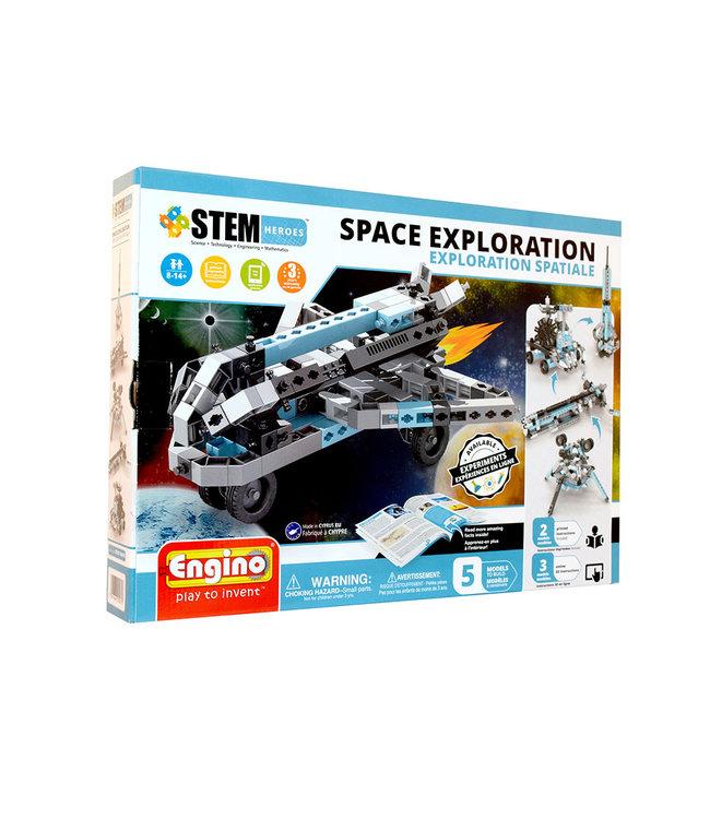 Engino Stem Space Exploration