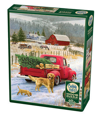 Cobble Hill Christmas on the Farm