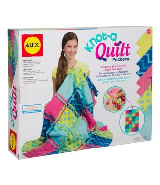 Alex Knot A Quilt Pattern