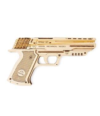 UGears Wolf Handgun