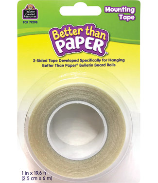 Teacher Created Resources Better Than Paper Mounting Tape